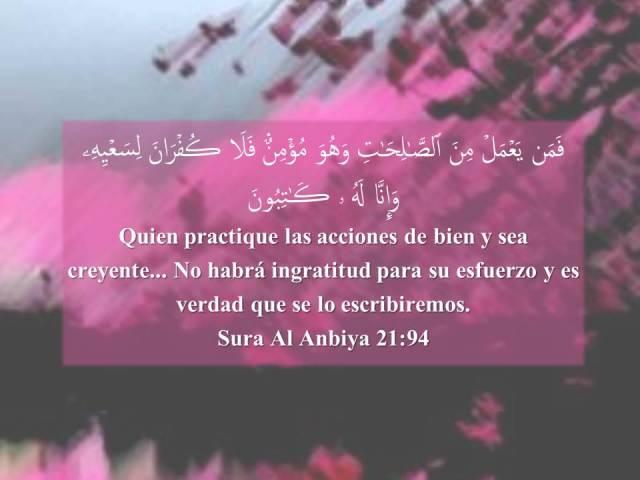 sura al anbiyah 21 94