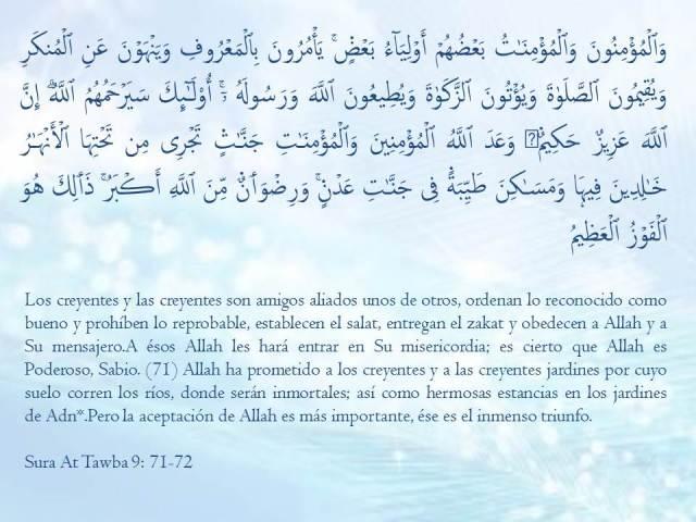 sura at tawba 71-72