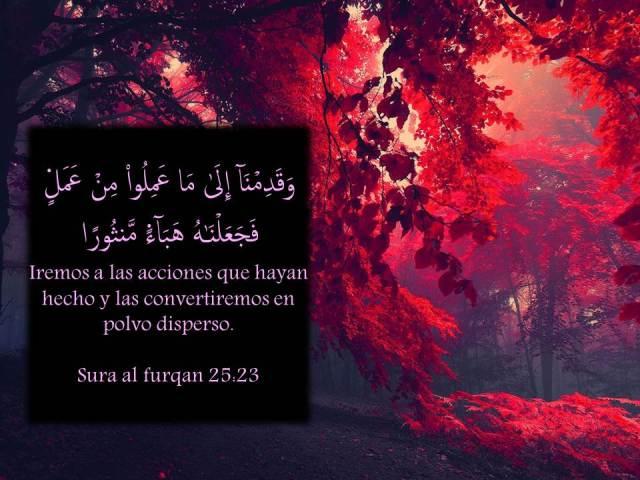 sura furqn 25 23