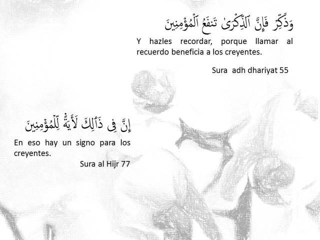 sura adh dhariya y sura al hijr