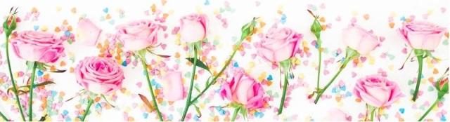 floral frame low